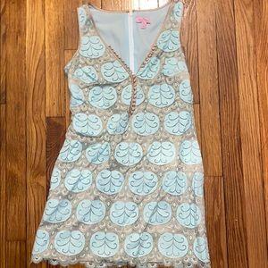 Lilly Pulitzer Scallop Dress